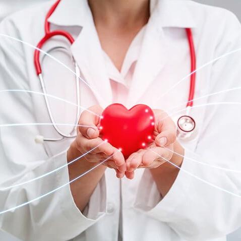 Ärztin mit Herz